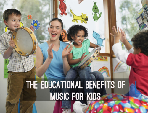 The Educational Benefits of Music for Kids