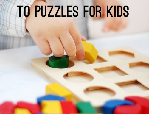 The Ultimate Guide to Puzzles for Kids